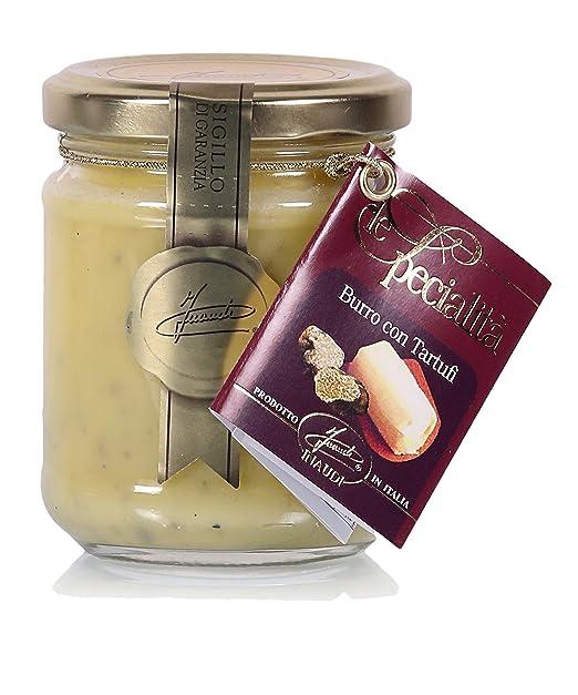 Mantequilla a la Trufa Negra de las Langhe (170 g)