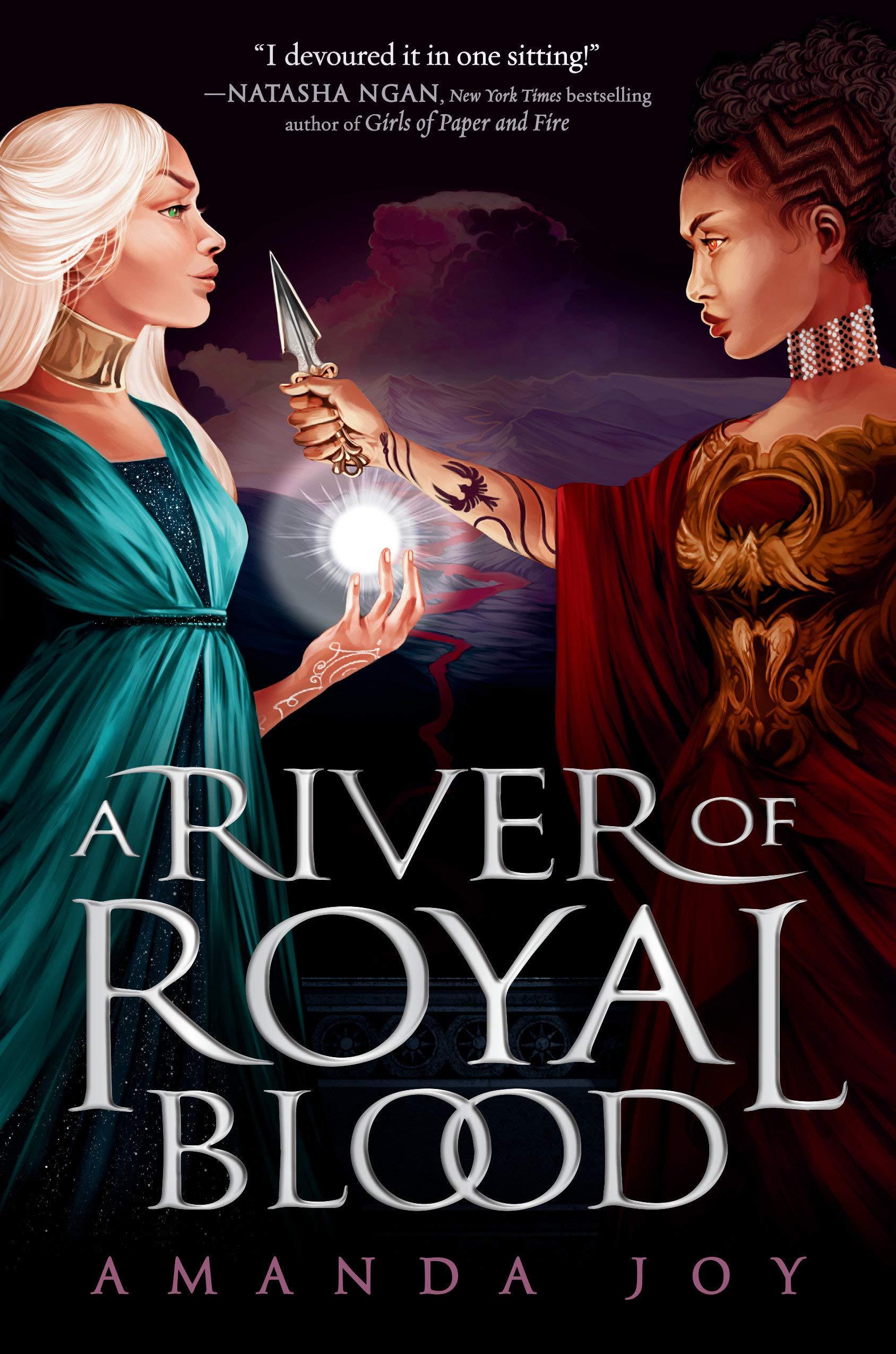 Amazon.com: A River of Royal Blood (9780525518587): Joy, Amanda: Books
