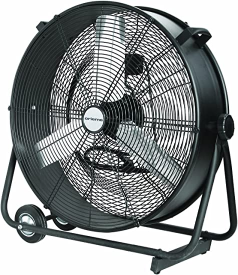 Risch 1414160012 - Ventilador de pie turbina 60 de metal: Amazon ...