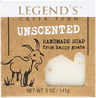 product image for Unscented Goat Milk Soap - 5 Oz Bar - Great For Sensitive Skin - Certified Cruelty Free