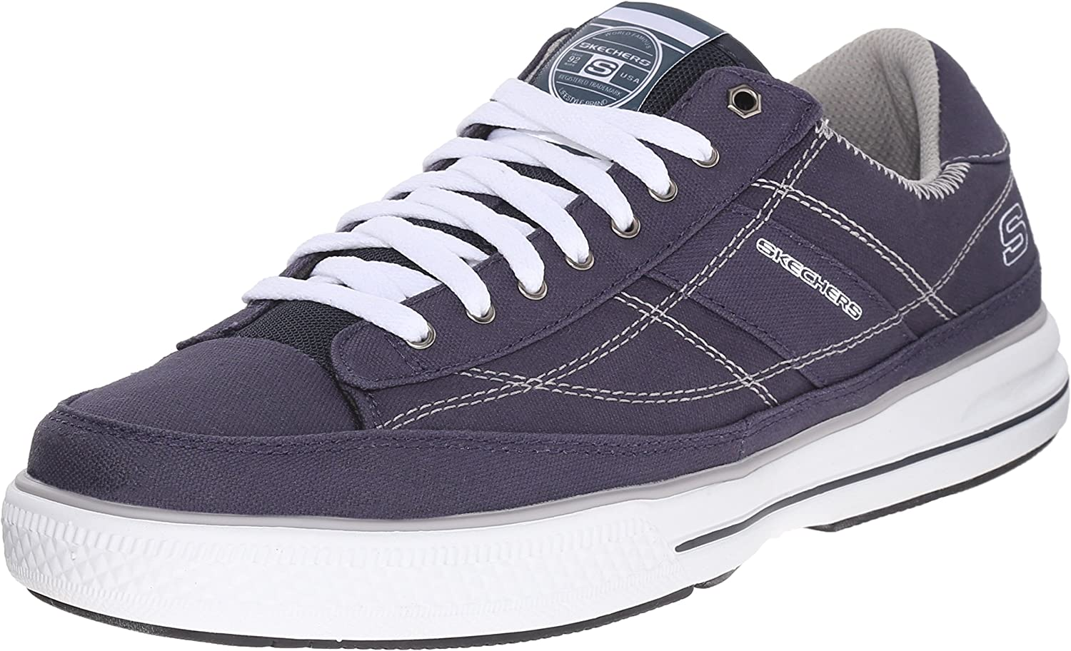 Skechers Herren Arcade Chat Mf 51014 Sneaker, weiß: Amazon ps174