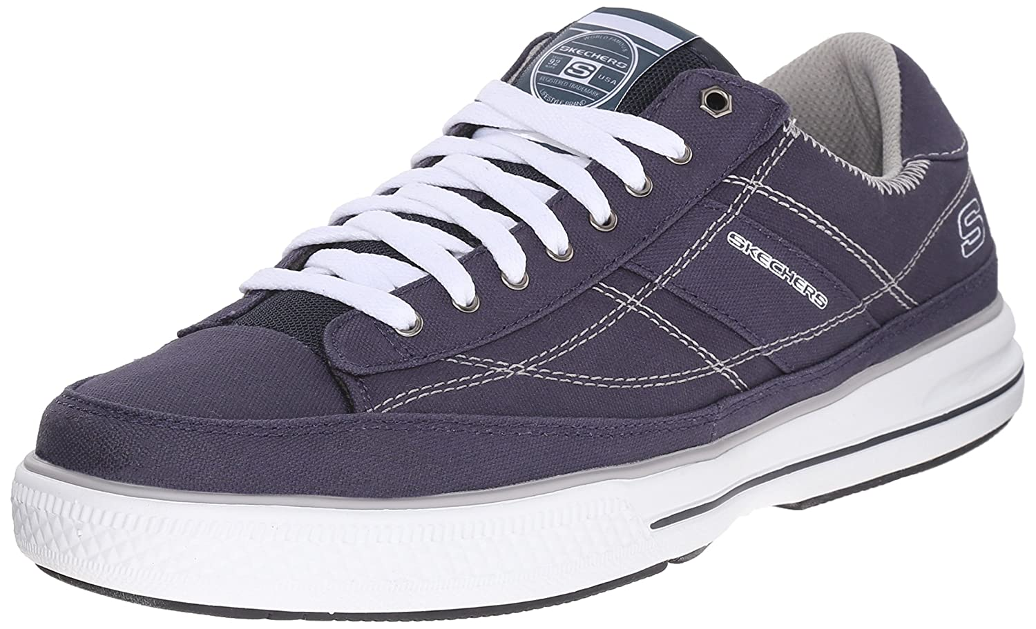 Skechers Arcade Chat Mf Herren Schnürhalbschuhe: Skechers: Amazon.de ...
