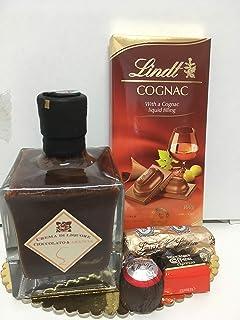 e37ab45290 Dolce Idea Confezione Regalo per la Festa del papà Lindt. Liquore al  Cioccolato e Arancia