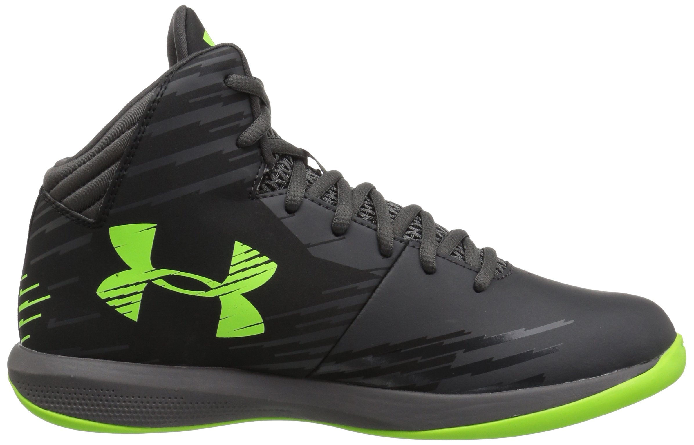 eaaf4d59874e Under Armour Boys  Grade School Jet Mid K Basketball Shoe