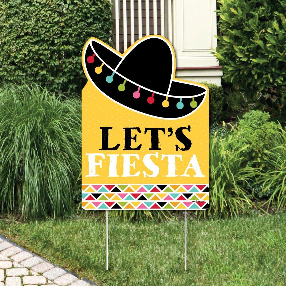 Amazon.com: Let\'s Fiesta - Party Decorations - Mexican Fiesta ...