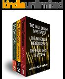 The Paul Zacher Mysteries: Murder in Mexico Vol. 1-3