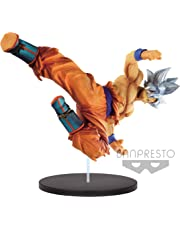 Ban Presto - Dragon Ball Figurine Super Son Goku FES Vol.8 Ultra Instinct