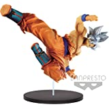 Banpresto 82400P - Dragon Ball Super Son Goku Fes Vol. 8 - Ultra Instinct