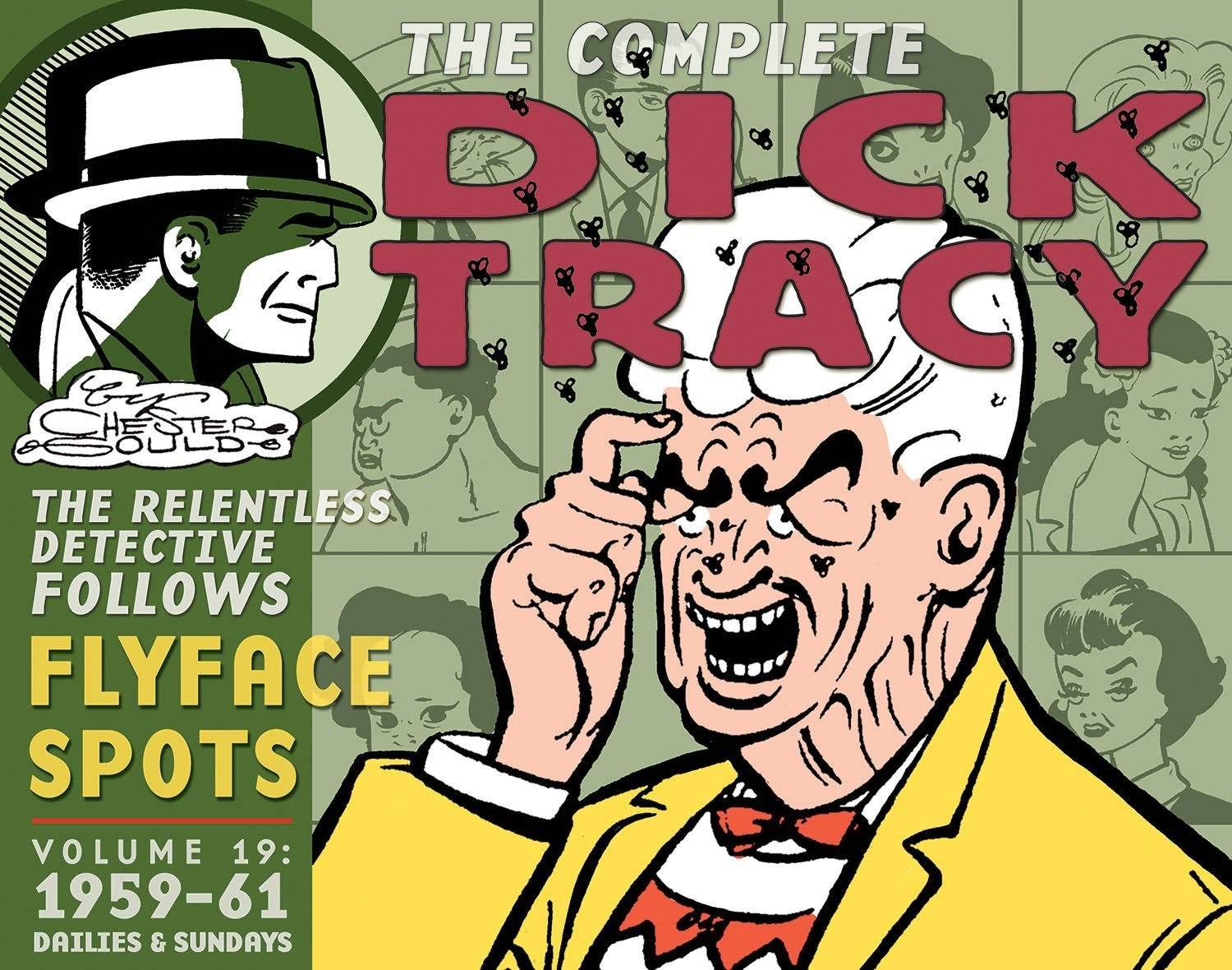 Complete Chester Gould's Dick Tracy Volume 19 by IDW Publishing