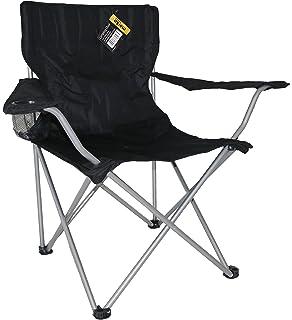 2x Folding Camping Chair Hiking Fishing Garden Indoor Outdoor Furniture