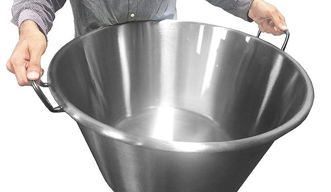 Amazon.com : Bioexcel XXL Stainless Steel Wok - 16