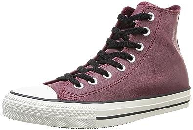 Converse Mens Chuck Taylor All Star Vintage Hi Oxheart Sneaker - 8.5 Men -  10.5 Women