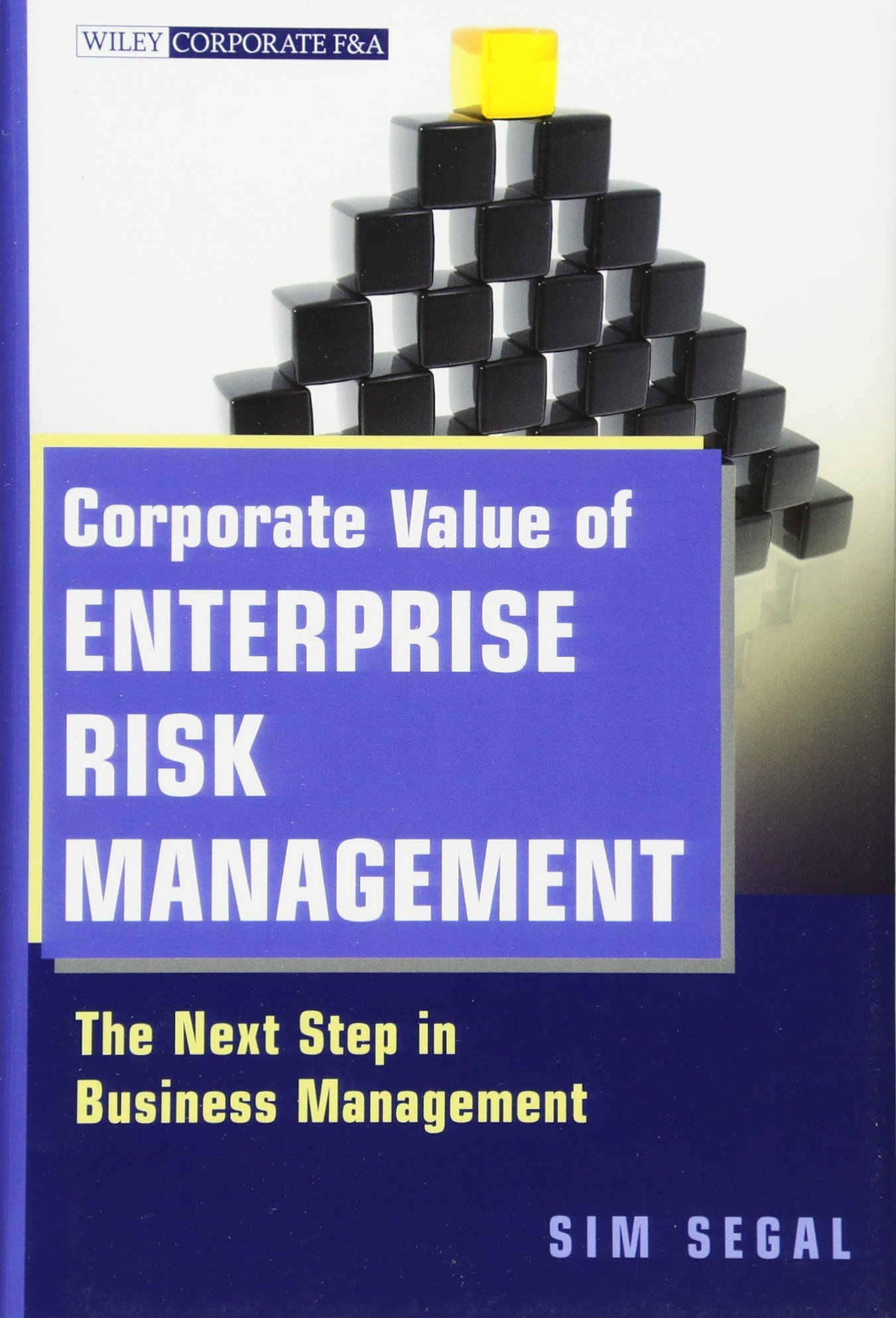 Corporate Value of Enterprise Risk Management: The Next Step in Business Management by Wiley