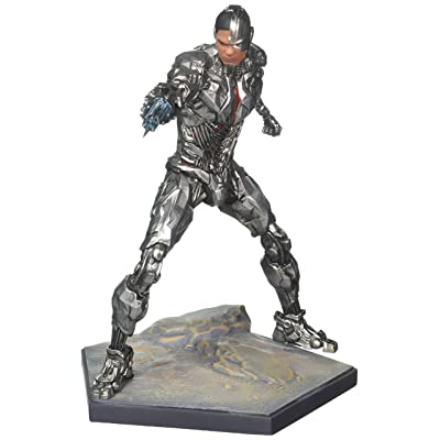 Iron Studios Art Scale Cyborg Justice League 1/10: Iron Studios: Toys & Games