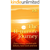 The 41-minute Journey: Every minute packed with failures, hard work and love