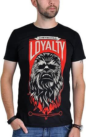 Star Wars Episode 7–The Force Awakens–Loyalty Camiseta Negro