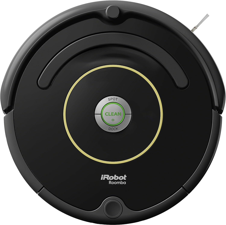 iRobot Roomba 612 Robot Aspirador, 1 W, 1 Cubic_Feet, 1 Decibelios ...