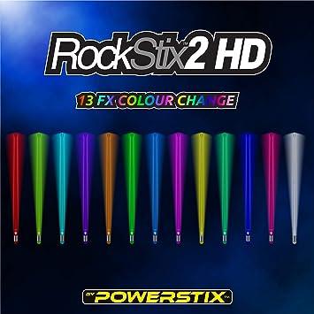 Rockstix 2hd Color Change Bright Led Light Up Amazon In Electronics