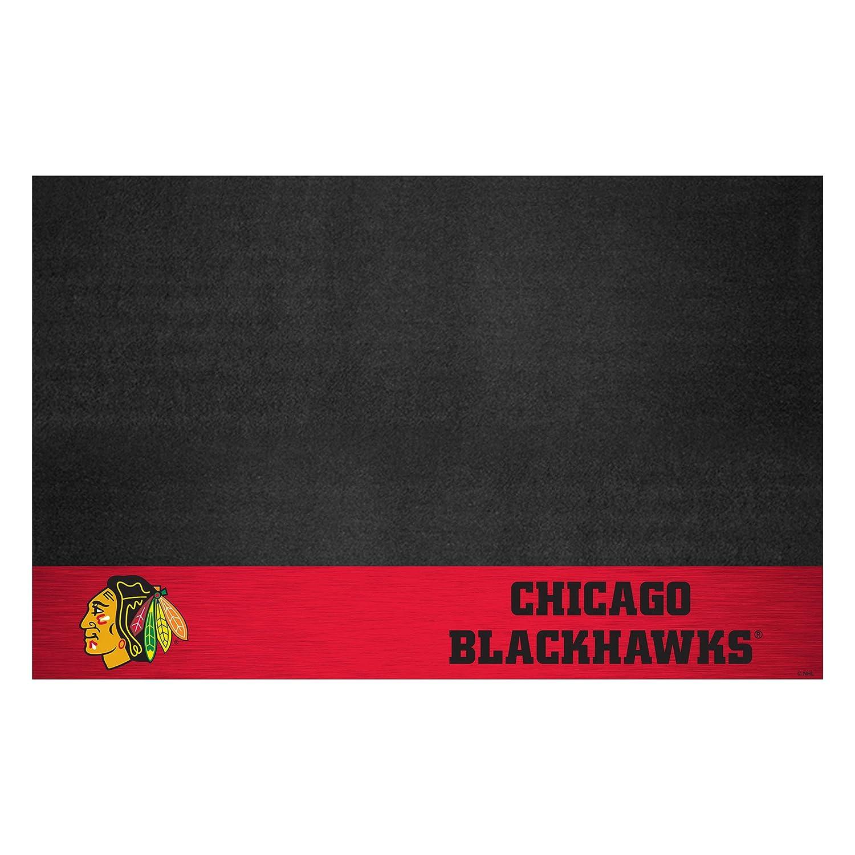 Fanmats NHL Chicago Blackhawks Grill Mat Small
