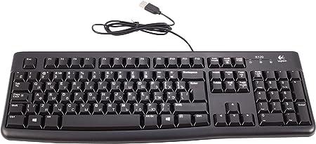Logitech K120 Teclado con Cable Business para Windows ...