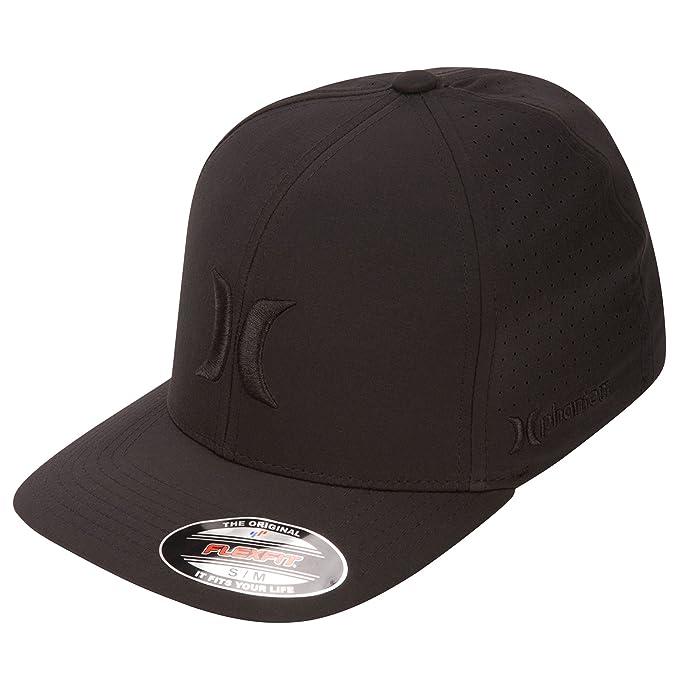 c653fe8e247 Hurley MHA0007160 Mens Phantom Vapor 2.0 Fitted Hat