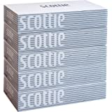 スコッティ ティシュー 400枚(200組) 5箱 ホワイトパッケージ