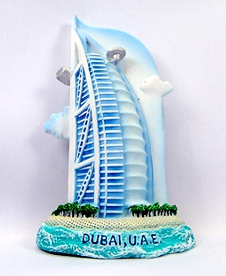 Burj Al Arab, Dubai, e.á.u, imán para nevera para pulsera cierre ...