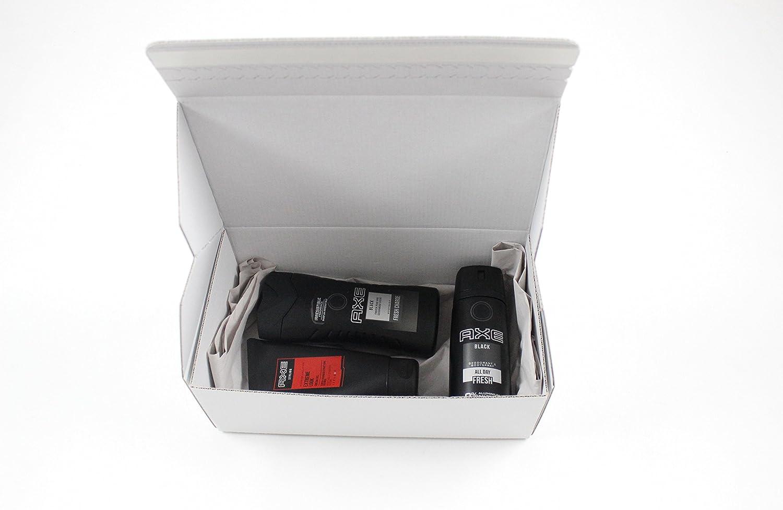 Axe Hombres Cuidado Juego con gel de ducha, DEO & Productos Gel de cabello (3): Amazon.es: Salud y cuidado personal