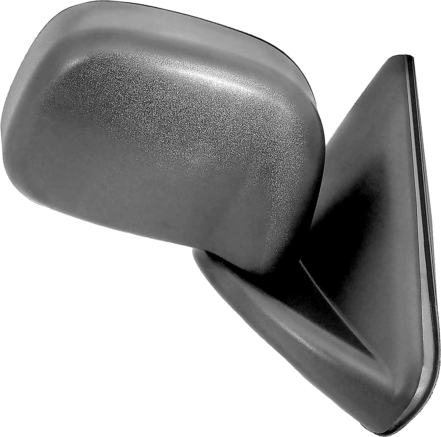 APDTY 143801 Side View Mirror Assembly Manual Non-Powered Fits Right