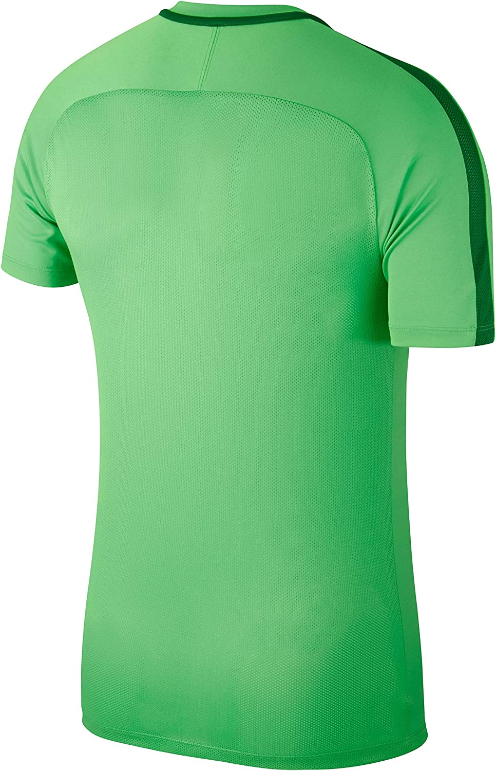 Nike Dry Academy 18 L Maglietta Unisex Bambini Lt Spark Verde//Verde Pino//Bianco