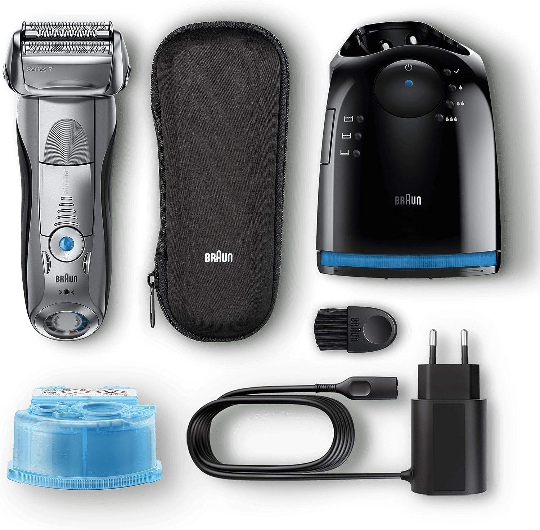 Braun 609026 Afeitadora Series 7-7790CC, Plata: Amazon.es: Bricolaje y herramientas