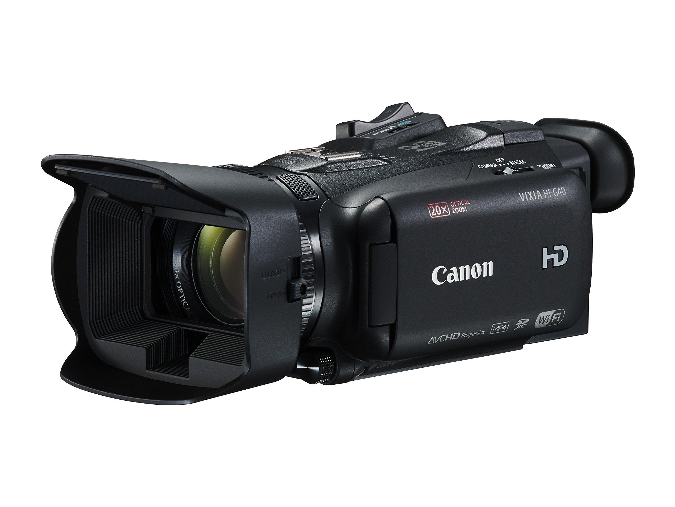Canon VIXIA HF G40 Full HD Camcorder by Canon (Image #1)