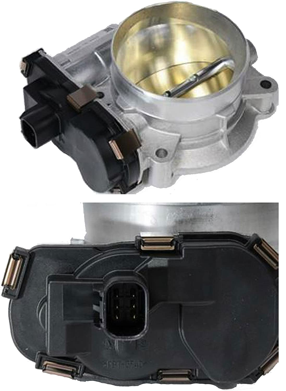 APDTY 112539 Electric Throttle Body Assembly Fits Select 2009-2016 Cadillac, Chevrolet, GMC, Hummer (Replaces 217-3151, 12601387, 12629992, 12589235, 2173151)
