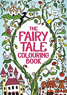 the fairy tale colouring book buster activity - Kids Colouring Book