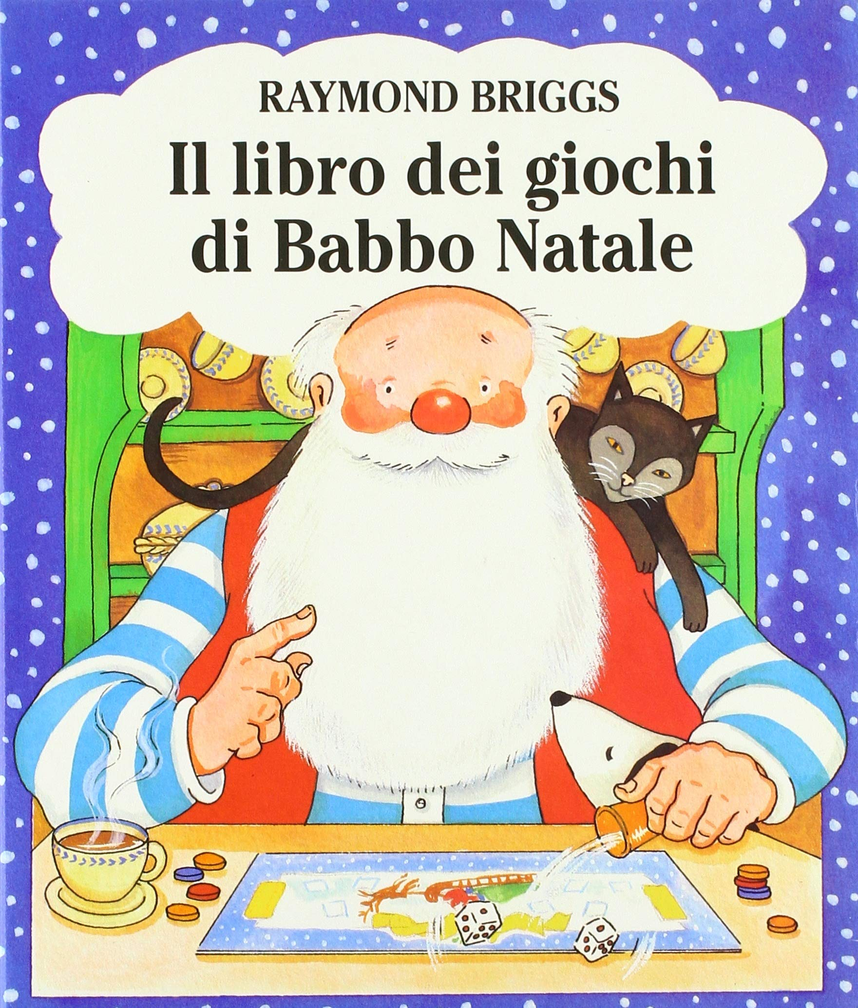 Immagini Dei Giochi Di Natale.Amazon It Il Libro Dei Giochi Di Babbo Natale Raymond