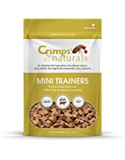 Crumps' Naturals Mini Trainers Freeze Dried Beef Liver (1 Pack), 50g/1.8 oz