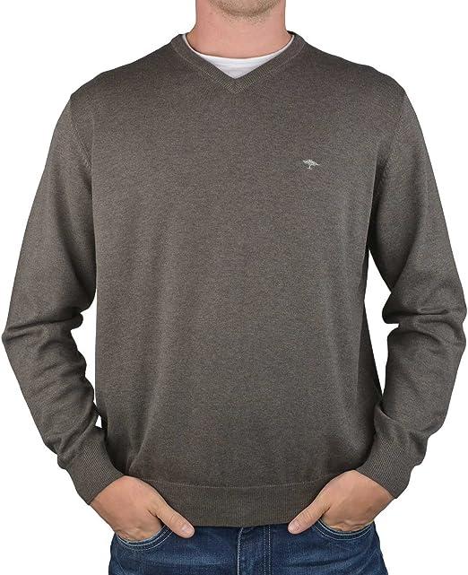 Fynch-Hatton Pullover mit V-Ausschnitt