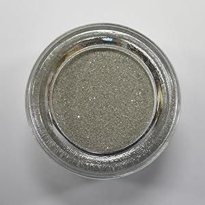 Silver Colored Sand - Wedding Sand - Vase Fillers - Fairy Garden Sand - 1 Pound