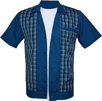 Vintage Menswear Navy Blue with Stripe 1950s Vintage Mens Suit 1960s
