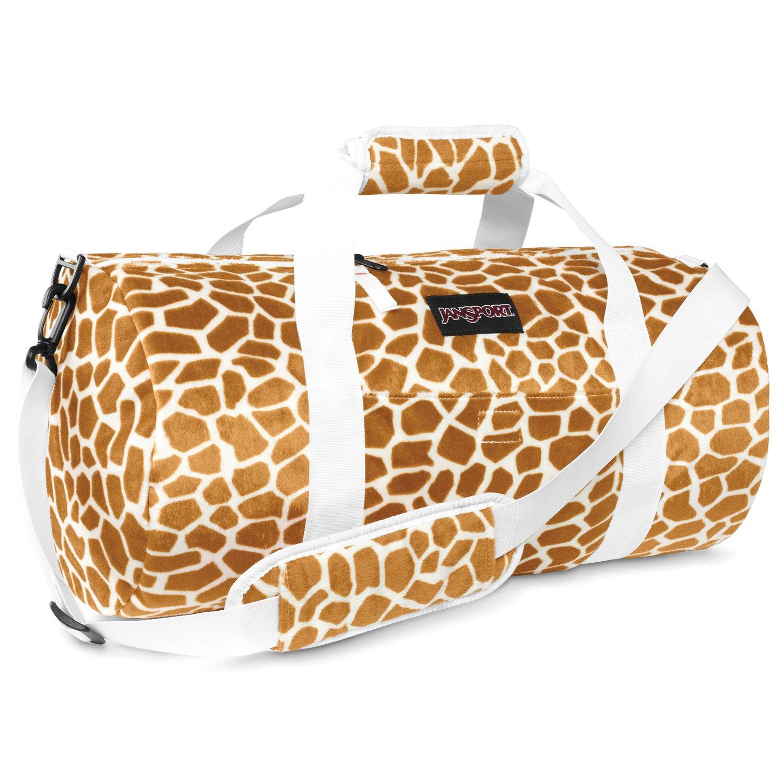 123ce53a4df8 durable service JanSport Women's Inner Beast Duffel Shoulder Bag ...