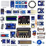 Adeept BBC Micro:bit Sensor Starter Kit   Microbit Programmable Starter Kit for Micro:bit with 35 Projects Tutorial Book(PDF)   Micro:bit and Expansion Board Included