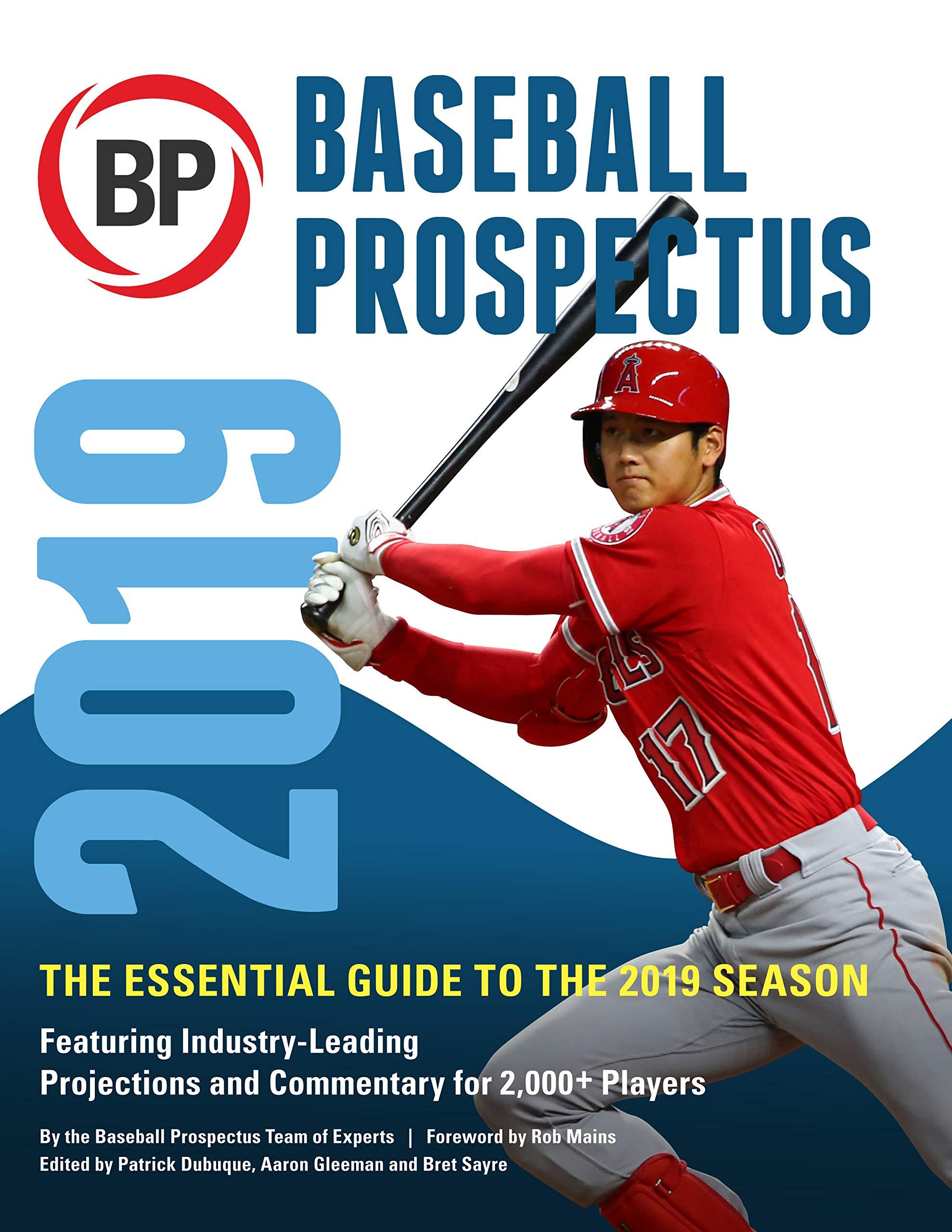Baseball Prospectus 2019 por Baseball Prospectus