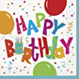 Unique Party 27172 - Tovaglioli di Carta per Compleanno Jamboree, Confezione di 16