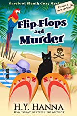 Flip-Flops and Murder (Barefoot Sleuth Cozy Mysteries ~ Book 1) Kindle Edition