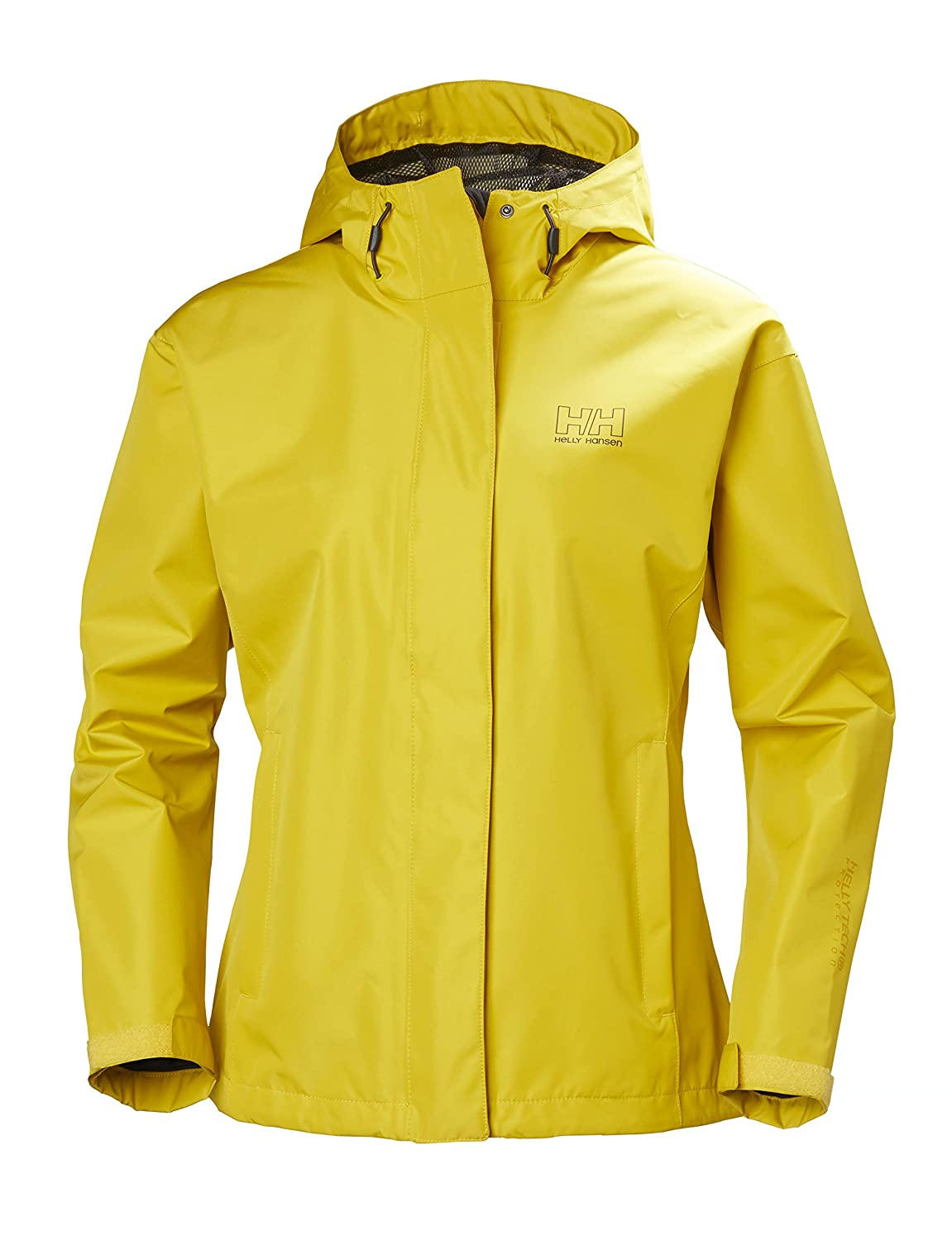 351 Sulphur Helly Hansen Women's Seven J Jacket