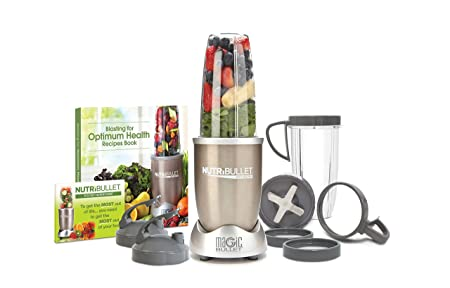 This nutri bullet is what I use for making detox smoothies.