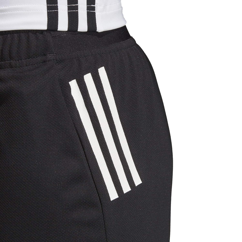 Mujer adidas D2m Knit Short Shorts