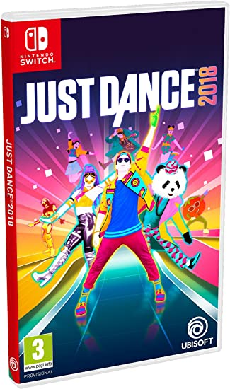 Just Dance 2108: Amazon.es: Videojuegos