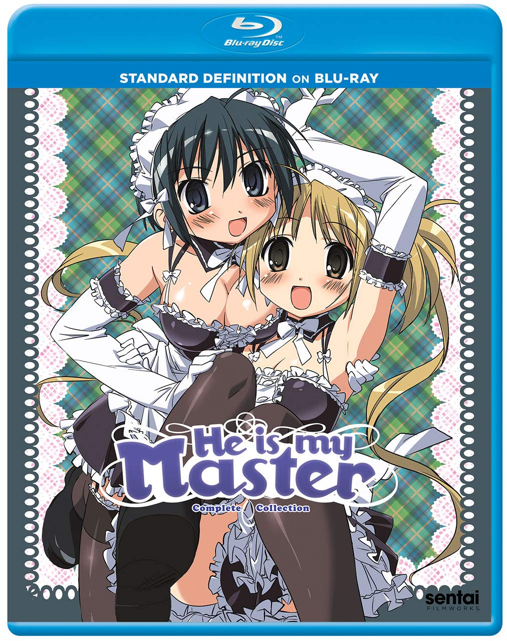 He Is My Master Blu-ray (Sub Only)