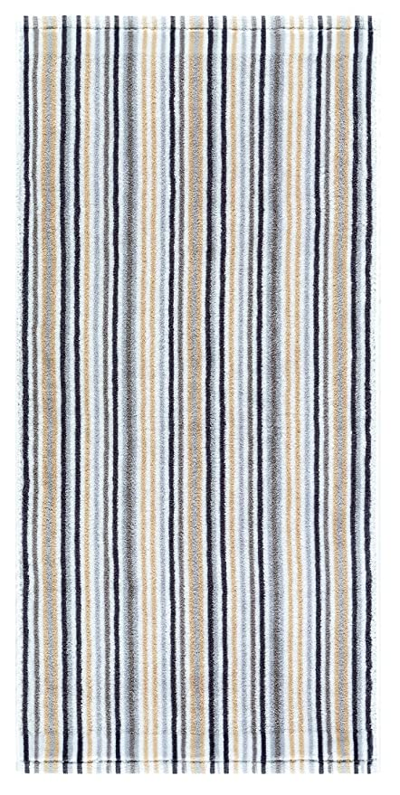 Juego de toallas de mano (Rizo, toalla de manos Serie Combi Stripes rayas disponible